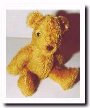 L'ours bonjour